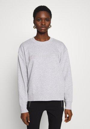 SALINA - Sweatshirt - grey melange