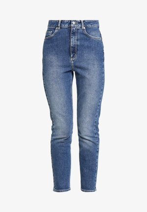 DEENA - Jeans straight leg - denim blue