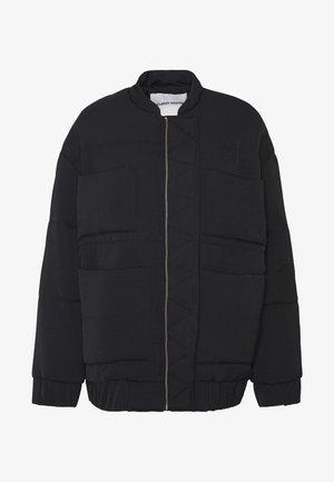 REVA - Zimní bunda - black