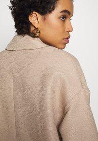 Carin Wester - COAT REESE - Classic coat - beige - 5
