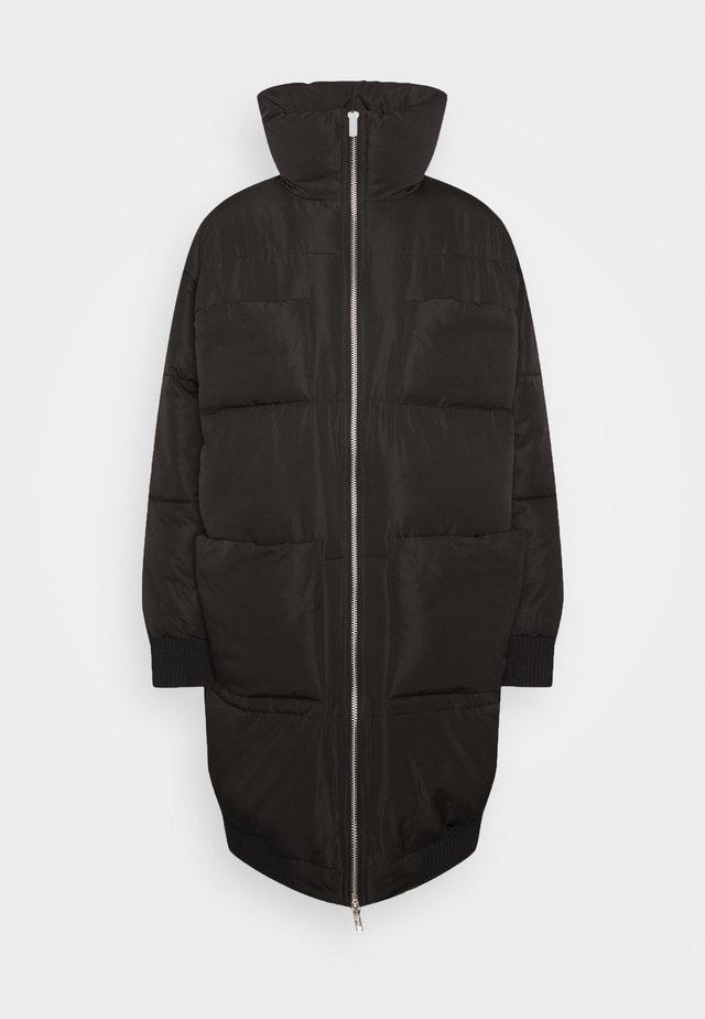 COAT HAILEY - Zimní kabát - black