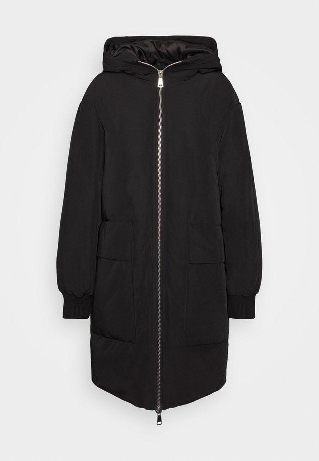 COAT ODETTE - Cappotto invernale - black