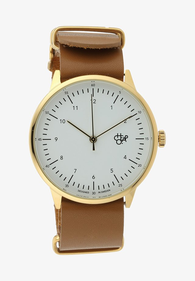 HAROLD - Watch - brown
