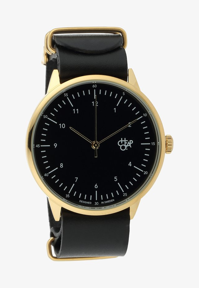 HAROLD - Watch - black