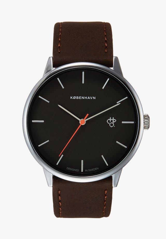 KHORSHID ZEBRA - Watch - betong/brown