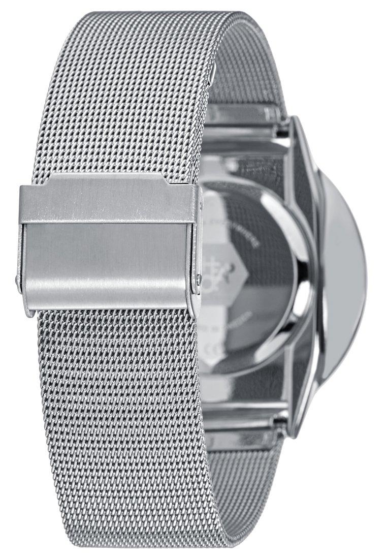 CHPO NANDO - Klokke - silver-coloured