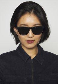 CHPO - BODHI - Sluneční brýle - black/silver - 2