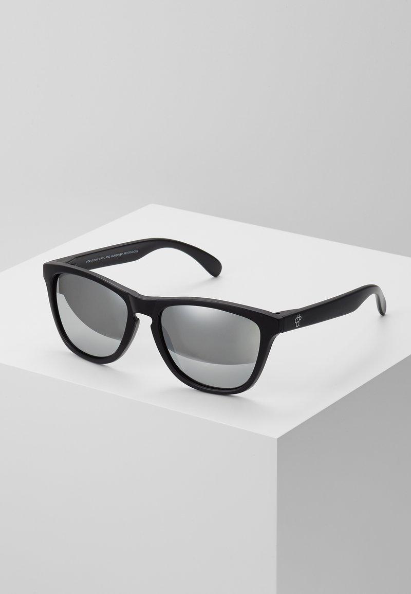 CHPO - BODHI - Sluneční brýle - black/silver
