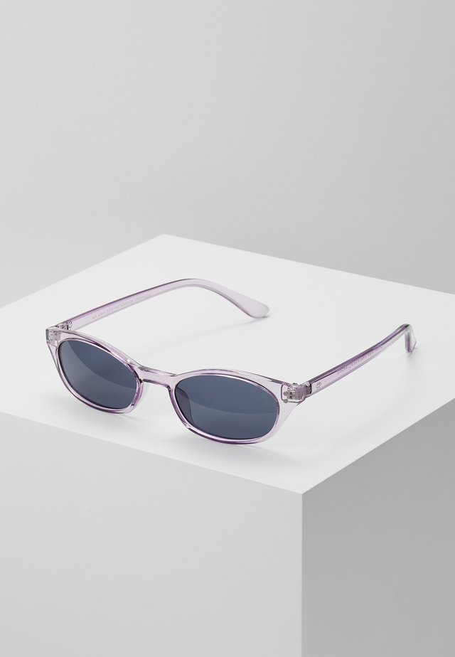 STEFANI - Sunglasses - purple/black