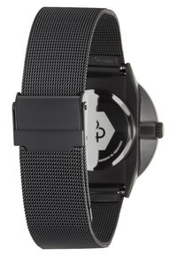 CHPO - THE NUGE - Horloge - black metal - 3