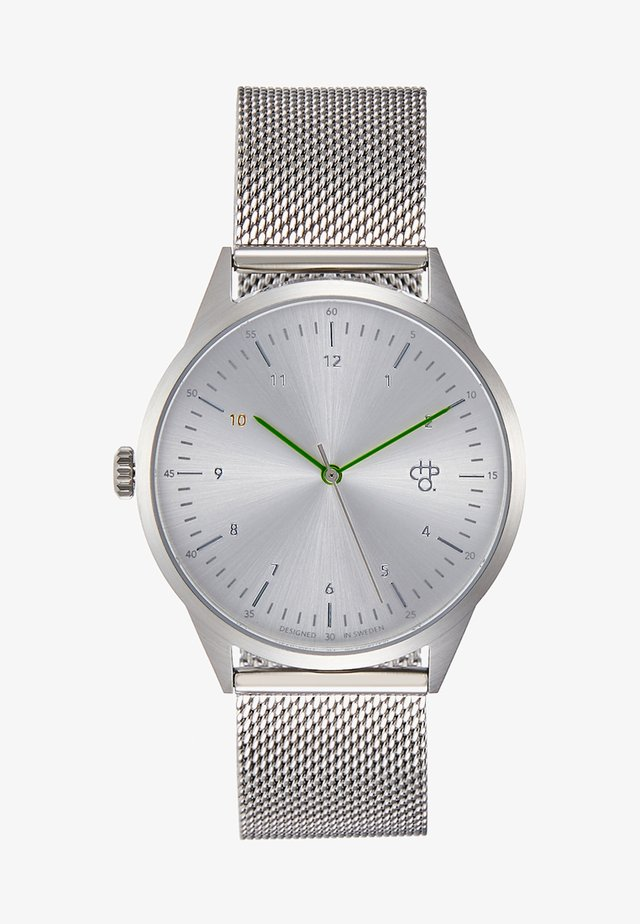 DAH SAL - Watch - silver-coloured