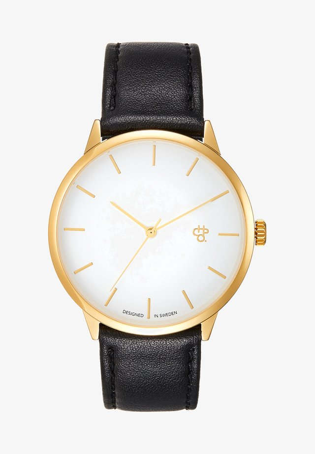 KHORSHID - Watch - white/black