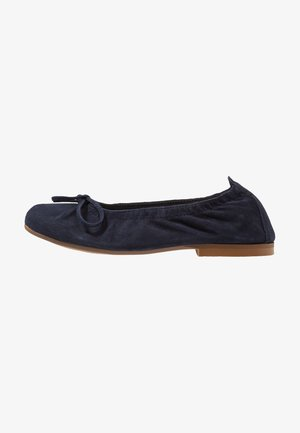 Ballet pumps - azul
