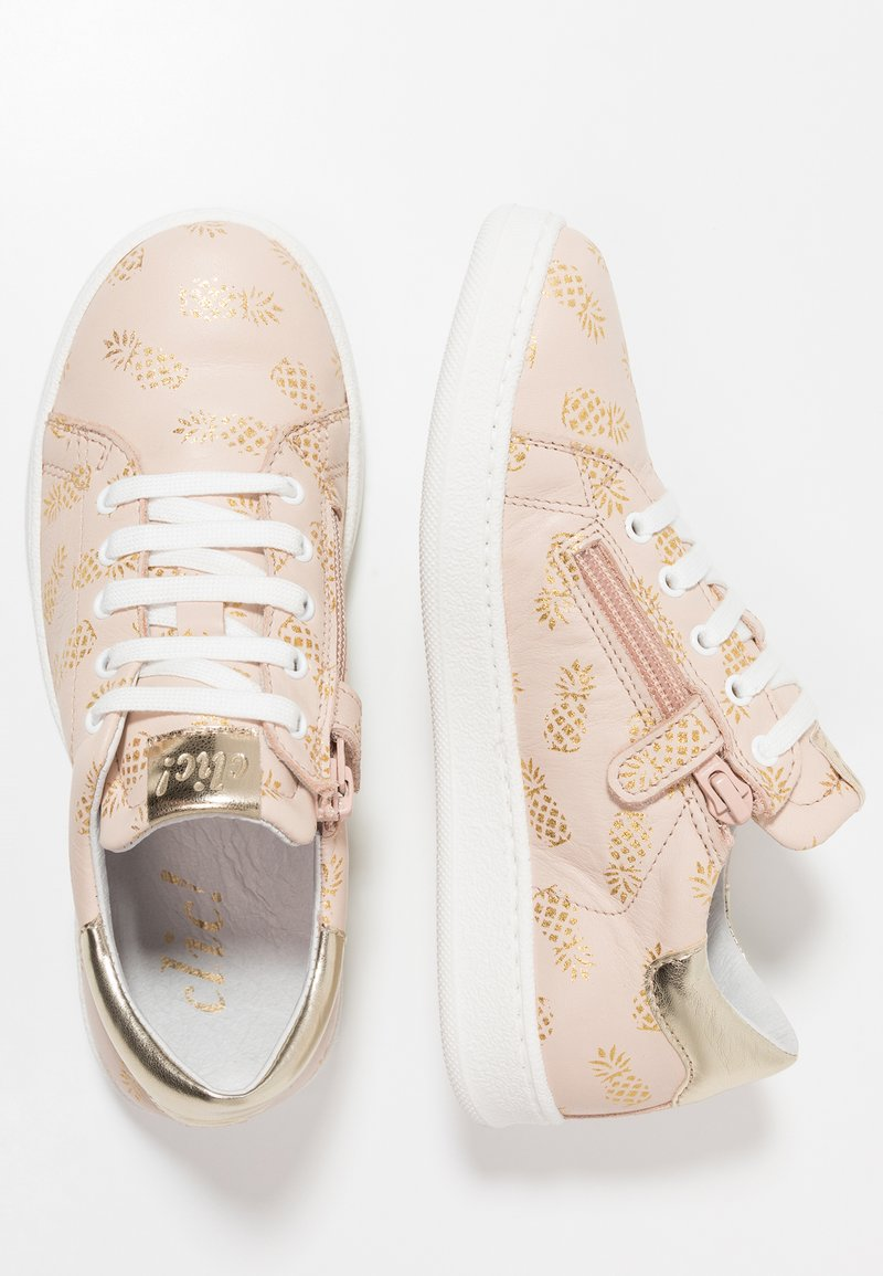 clic! - Sneakers - rosa/platino