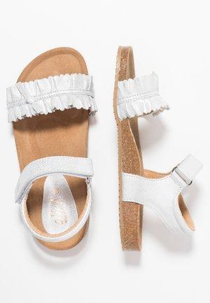 Sandaler - bianche nieve