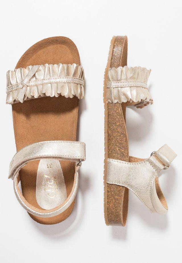 Sandaler - bianche