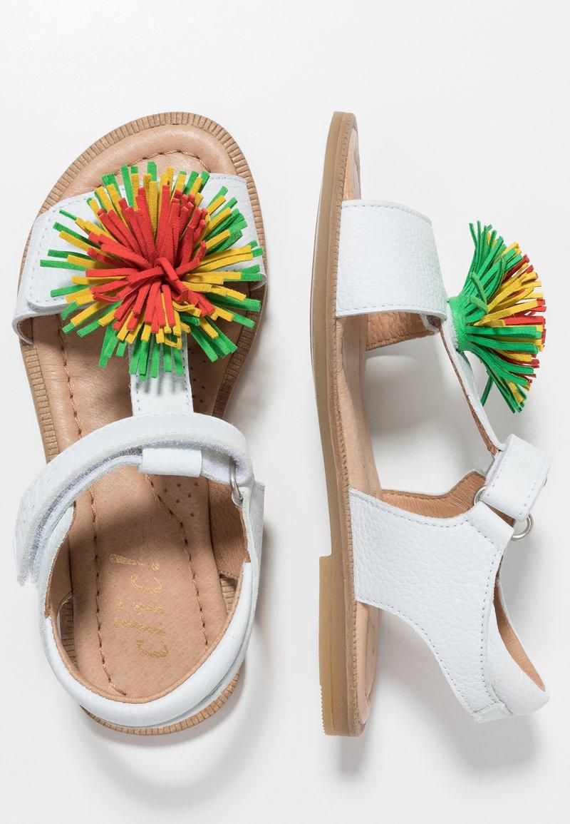 clic! - Sandali - blanco/multicolor