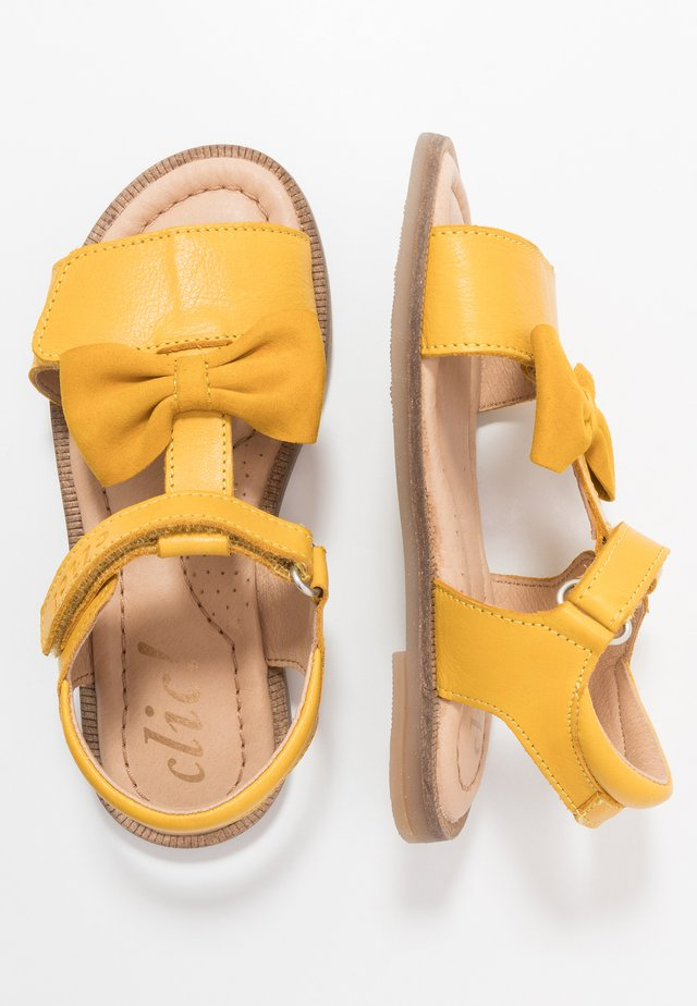 Sandaler - savanah tuorlo/ante maya
