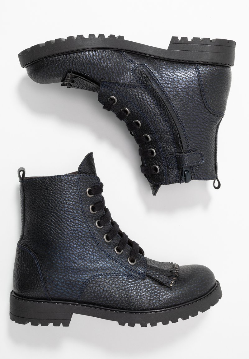 clic! - Lace-up ankle boots - hunter reming