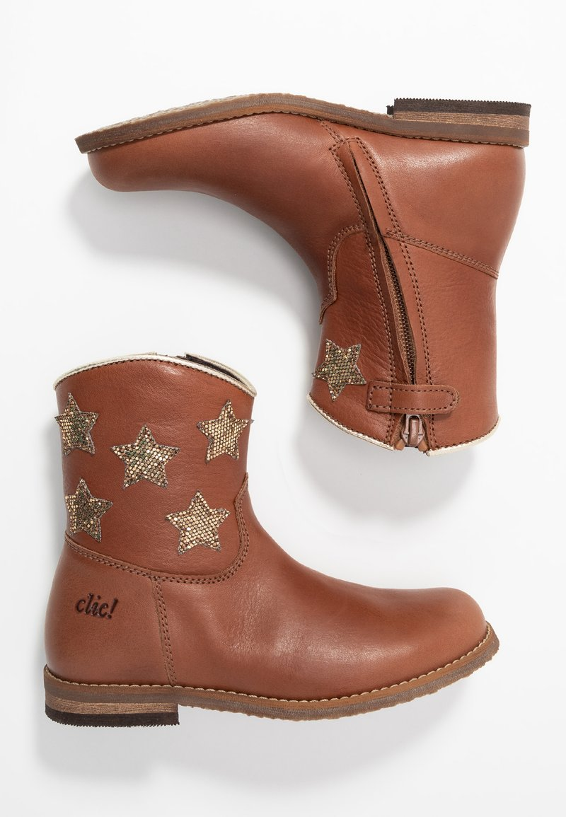 clic! - Classic ankle boots - cathay york