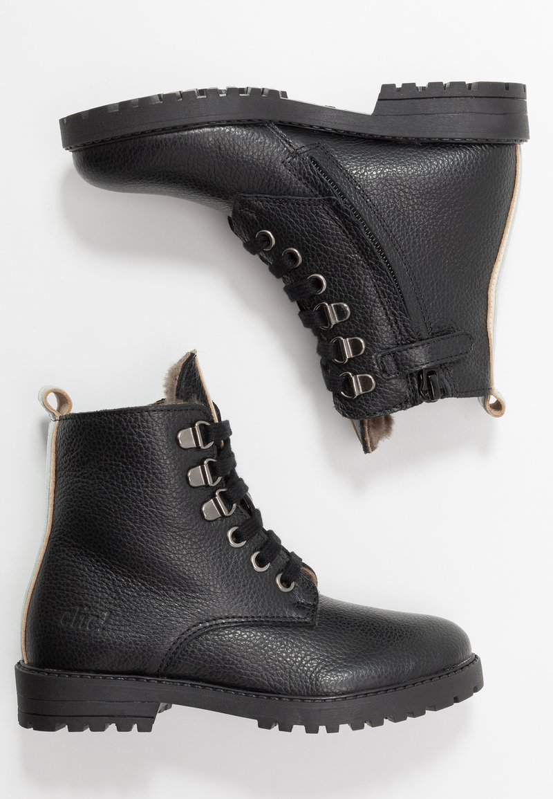 clic! - Lace-up ankle boots - piamonte