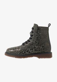 clic! - Šněrovací kotníkové boty - lajara montes - 1