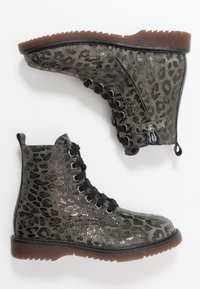 clic! - Šněrovací kotníkové boty - lajara montes - 0
