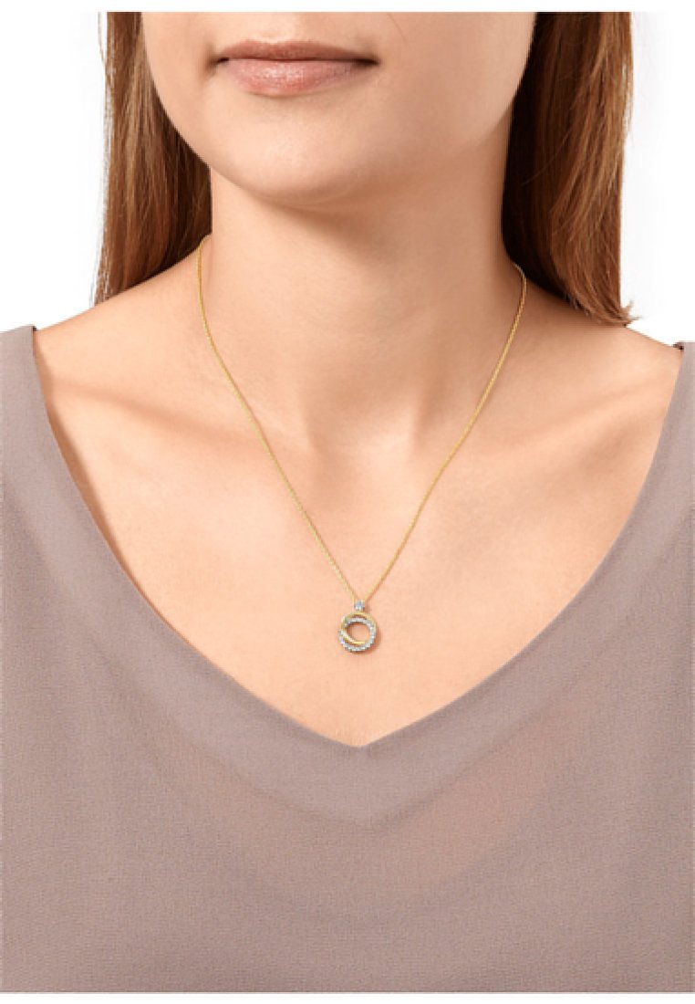 CHRIST - Necklace - gold-coloured