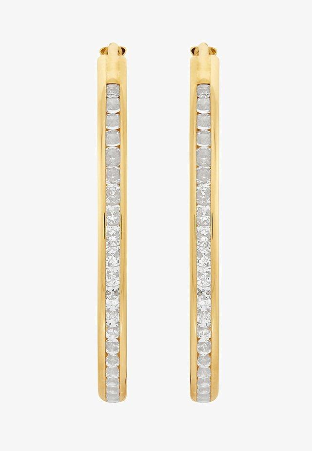 CREOLE  - Ohrringe - gold-coloured