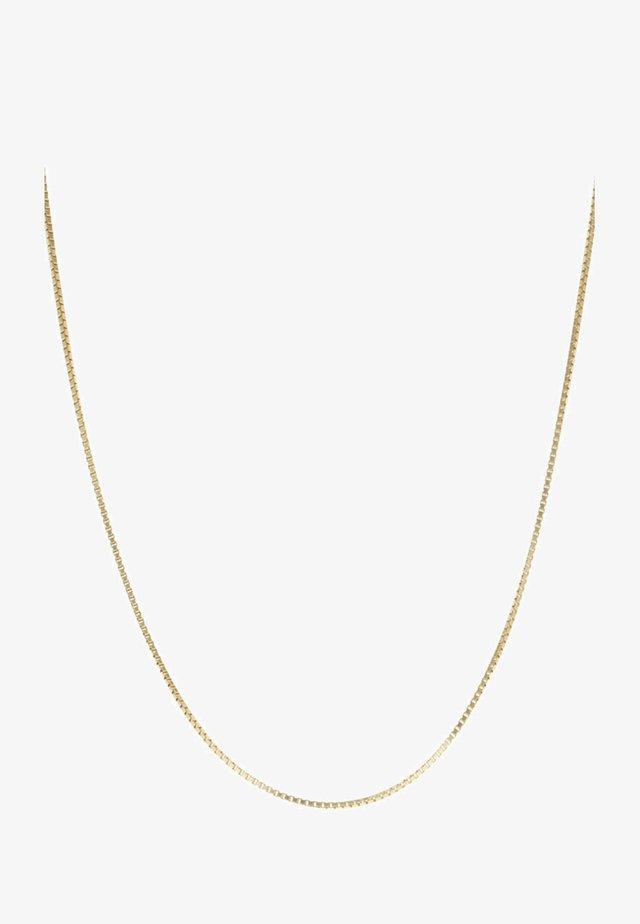 CHRIST GOLD DAMEN-KETTE 333ER GELBGOLD - Necklace - gold-coloured
