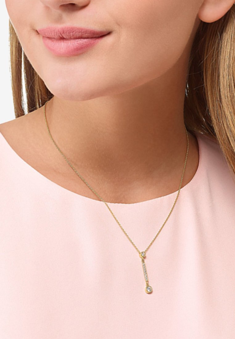 CHRIST - Necklace - gold coloured