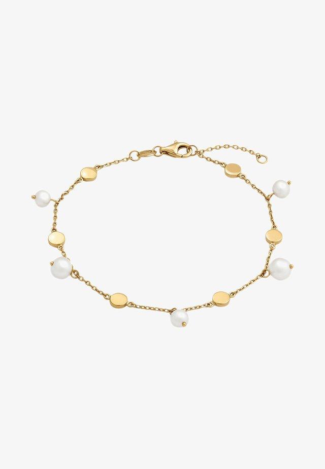 Bracelet - yellow gold-coloured