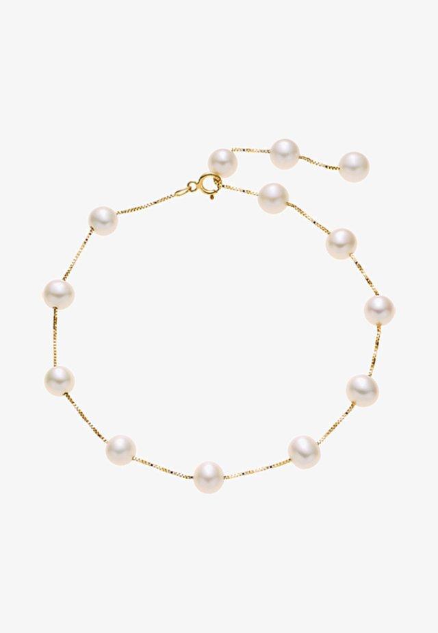 Bracelet - gold-coloured