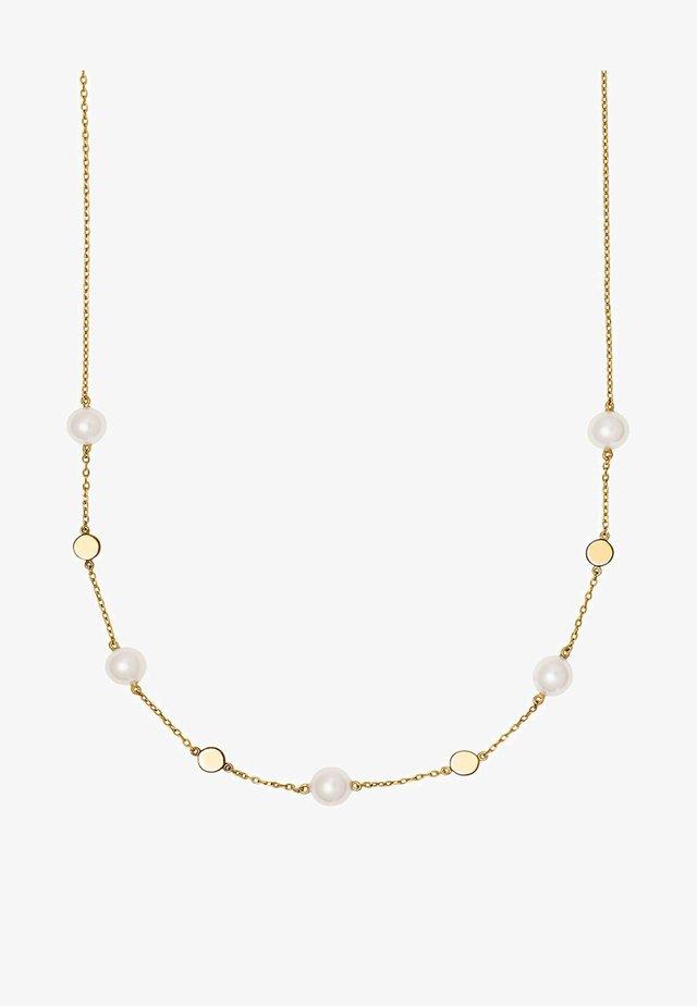 Halskette - yellow gold