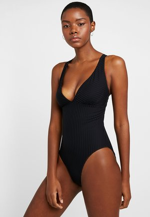 CHARMER BATHINGSUIT PADDED - Plavky - black