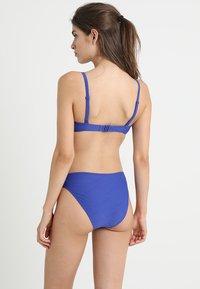 Cyell - MEGAN SLIP REGULAR - Bas de bikini - blue - 2