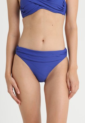 MEGAN SLIP REGULAR - Braguita de bikini - blue