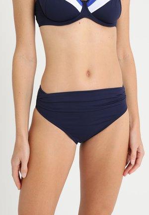 ETERNAL SUNSHINE PANT HIGH - Braguita de bikini - blue