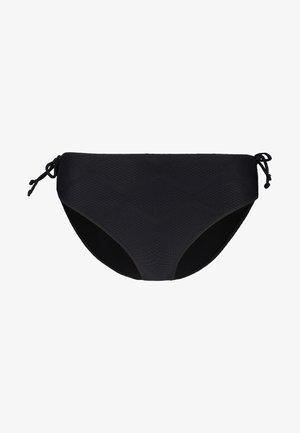 PANT HIGH - Braguita de bikini - black