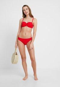 Cyell - ISLAND PANT REGULAR - Bikini bottoms - red - 1