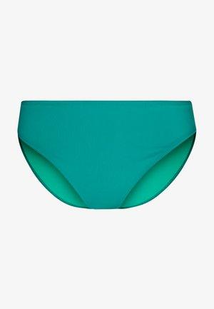 Braguita de bikini - solid lagoo