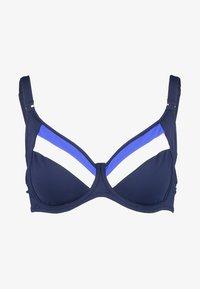 Cyell - ATLANTIC WIRED - Bikinitop - blue - 4