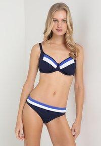 Cyell - ATLANTIC WIRED - Bikinitop - blue - 1