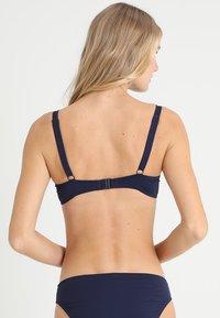 Cyell - ATLANTIC WIRED - Bikinitop - blue - 2