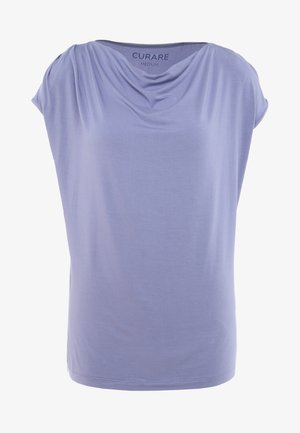 Basic T-shirt - french blue