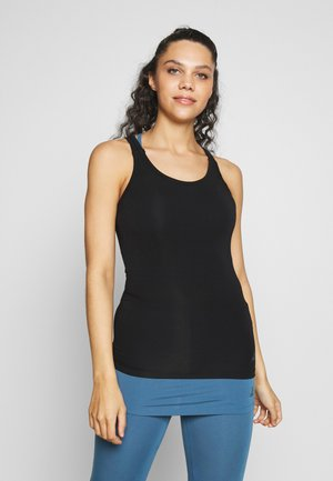RACERBACK  - Top - black