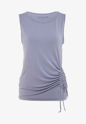 TANK  - Top - french blue