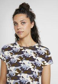 Curare Yogawear - SLIT - T-Shirt print - multi-coloured - 3