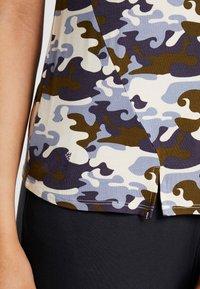Curare Yogawear - SLIT - T-Shirt print - multi-coloured - 5