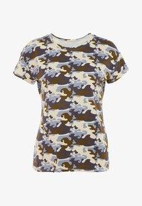 Curare Yogawear - SLIT - T-Shirt print - multi-coloured - 4